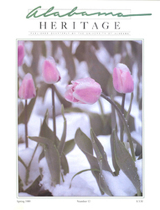 Alabama Heritage Issue 12, Spring 1989
