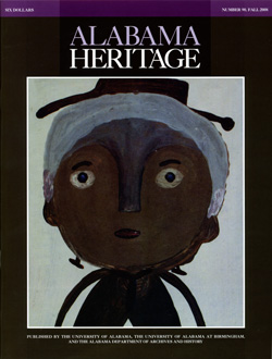Alabama Heritage, Issue 90, Fall 2008
