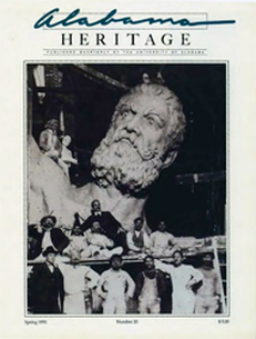Alabama Heritage Issue 20, Spring 1991
