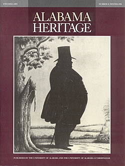 Alabama Heritage, Issue 47, Winter 1998