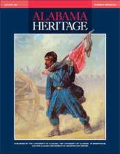 Alabama Heritage Issue 95, Winter 2010