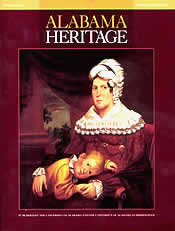 Alabama Heritage Issue 63, Winter 2002