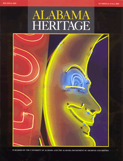Alabama Heritage, Issue 66, Fall 2002