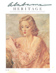 Alabama Heritage Issue 10, Fall 1988