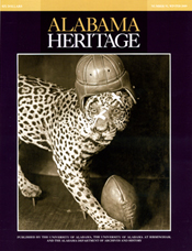 Alabama Heritage Issue 91, Winter 2009