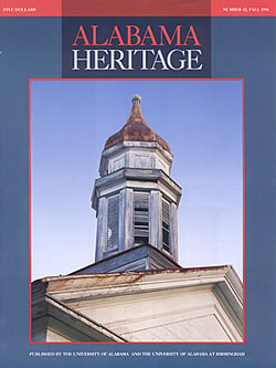 Alabama Heritage, Issue 42, Fall 1996