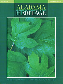 Alabama Heritage, Issue 45, Summer 1997