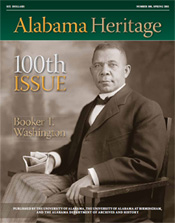 Alabama Heritage Issue 100, Spring 2011