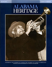 Alabama Heritage Issue 93, Summer 2009