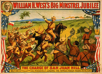 The Charge of San Juan Hill
