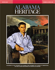 Alabama Heritage Issue 96, Spring 2010