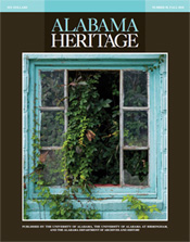 Alabama Heritage Issue 98, Fall 2010