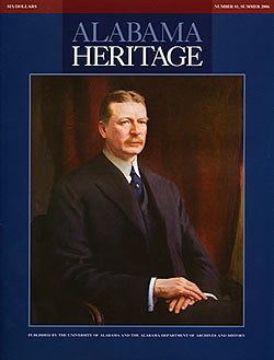 Alabama Heritage, Issue 81, Summer 2006
