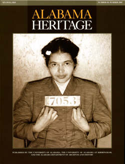 Alabama Heritage, Issue 85, Summer 2007