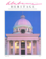 Alabama Heritage Issue 24, Spring 1992