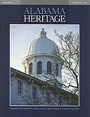 Alabama Heritage Issue 70, Fall 2003