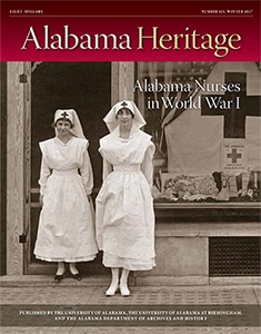 Alabama Heritage Issue 123, Winter 2017