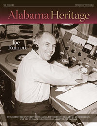 Alabama Heritage Issue 107, Winter 2013