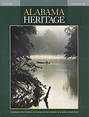 Alabama Heritage Issue 50, Fall 1998