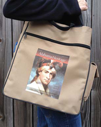 Alabama Heritage Tote bag
