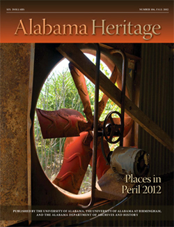 Alabama Heritage Issue 106, Fall 2012