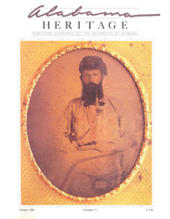 Alabama Heritage Issue 11, Winter 1989