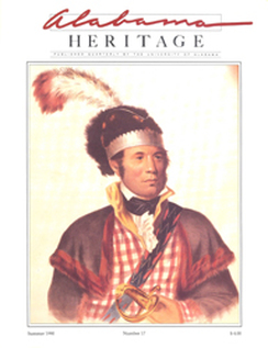 Alabama Heritage Issue 17, Summer 1990