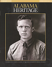 Alabama Heritage Issue 72, Spring 2004