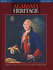 Alabama Heritage Issue 79, Winter 2006