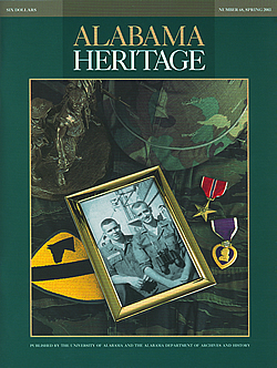 Alabama Heritage, Issue 68, Spring 2003