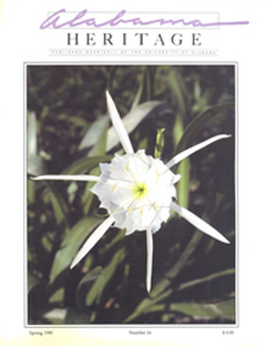 Alabama Heritage Issue 16, Spring 1990
