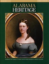 Alabama Heritage Issue 77, Summer 2005
