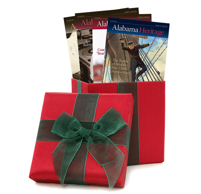 Alabama Heritage Gift Subscriptions