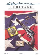 Alabama Heritage Issue 3, Winter 1987