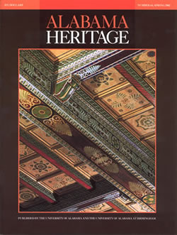 Alabama Heritage, Issue 64, Spring 2002