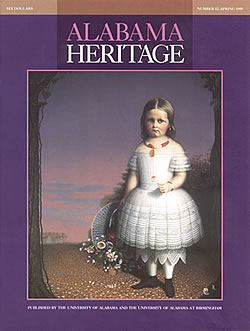 Alabama Heritage, Issue 52, Spring 1999