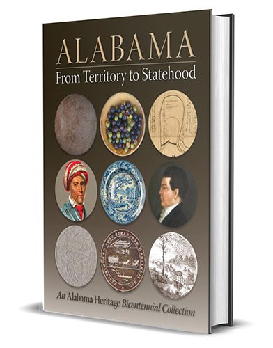 """Alabama from Territory to Statehood"" Cover"