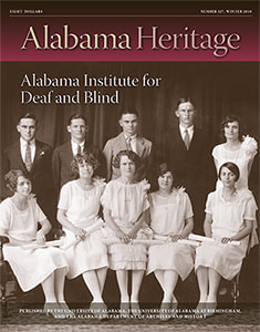 Alabama Heritage Issue 127, Winter 2018