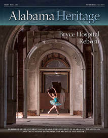 Alabama Heritage Issue 126, Fall 2017