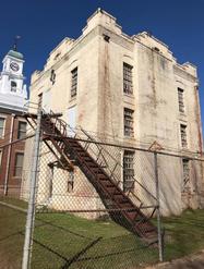 The Old Hale County Jail