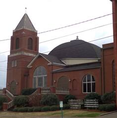 The Montevallo First Baptist Church