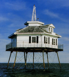 Mobile Middle Bay Lighthouse