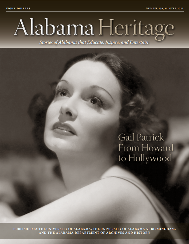 Alabama Heritage Issue 136, Spring 2020